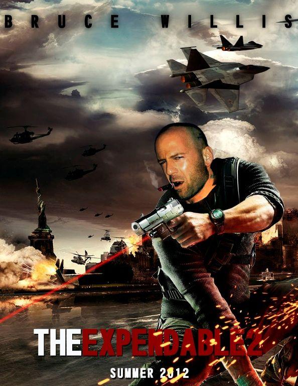 Οι Αναλώσιμοι 2-The Expendables 2-Bruce Willis