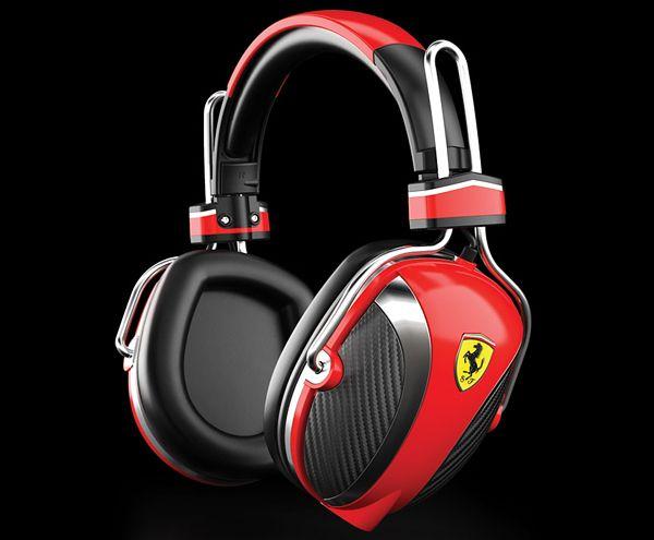 Συλλογή Ασκουστικών απο Ferrari και Logic3 - P200 red