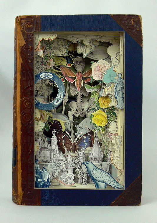 Alexander Korzer-Robinson's Book Art-11