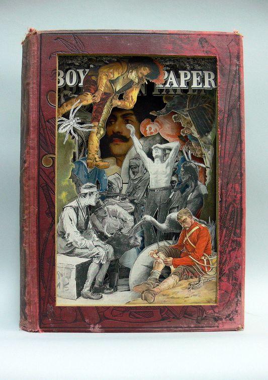 Alexander Korzer-Robinson's Book Art-13