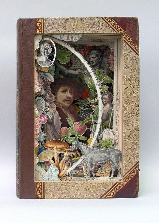 Alexander Korzer-Robinson's Book Art-20