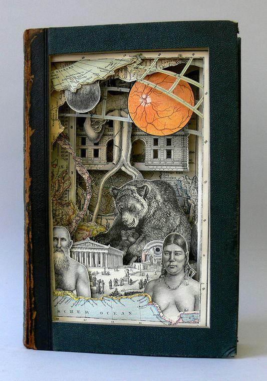 Alexander Korzer-Robinson's Book Art-21