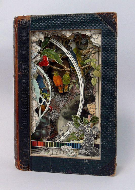 Alexander Korzer-Robinson's Book Art-22