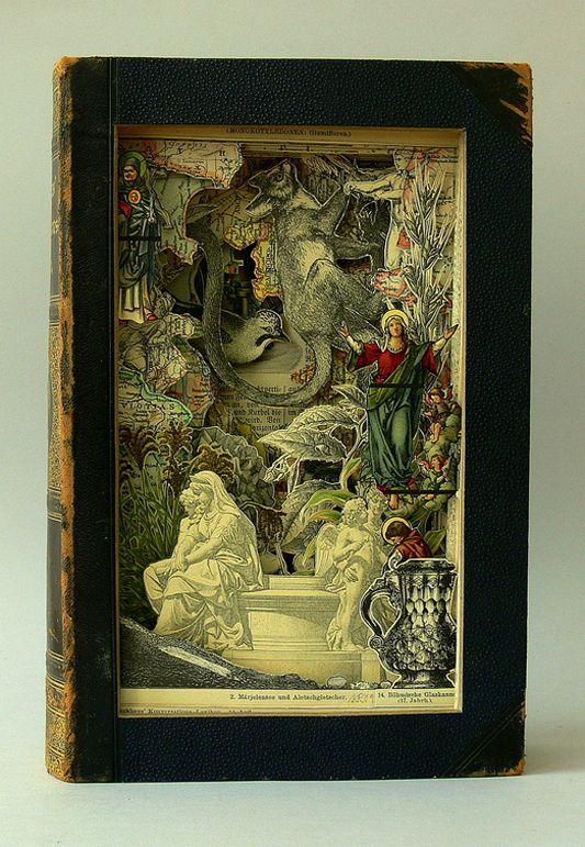 Alexander Korzer-Robinson's Book Art-23