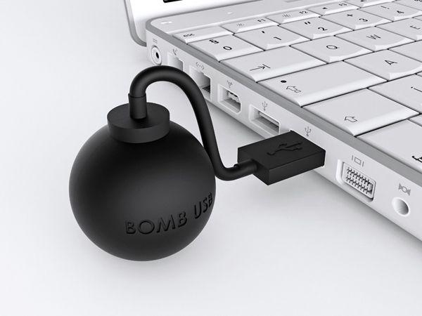 Bomb USB Flash Drive by Joel Escalona-03