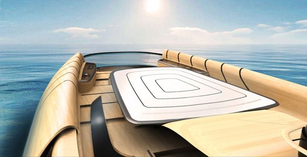 "Elegant Yacht Concept ""Cronos""-10"