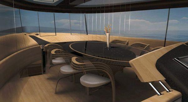 "Elegant Yacht Concept ""Cronos""-11"