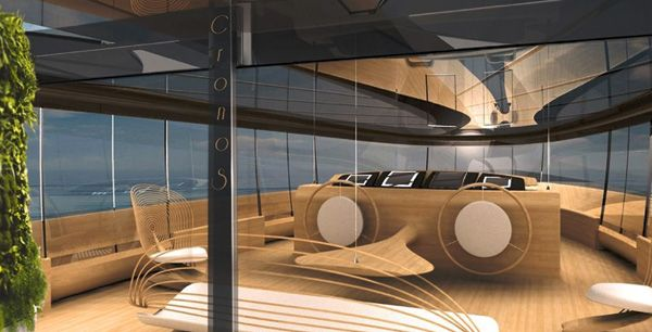 "Elegant Yacht Concept ""Cronos""-12"