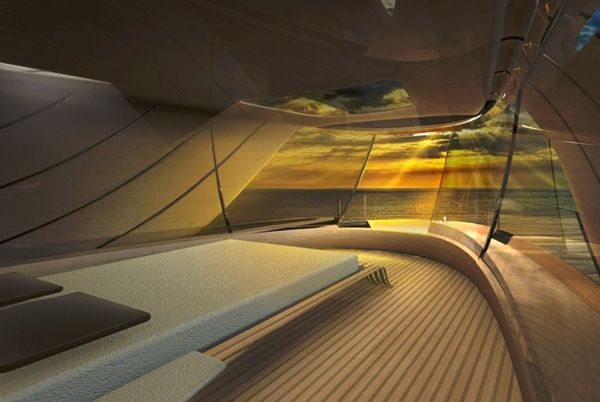 "Elegant Yacht Concept ""Cronos""-14"