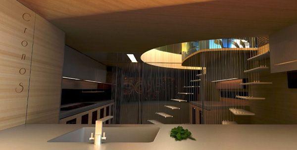 "Elegant Yacht Concept ""Cronos""-16"