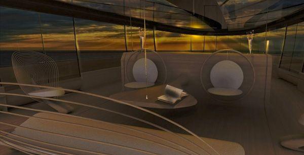 "Elegant Yacht Concept ""Cronos""-17"