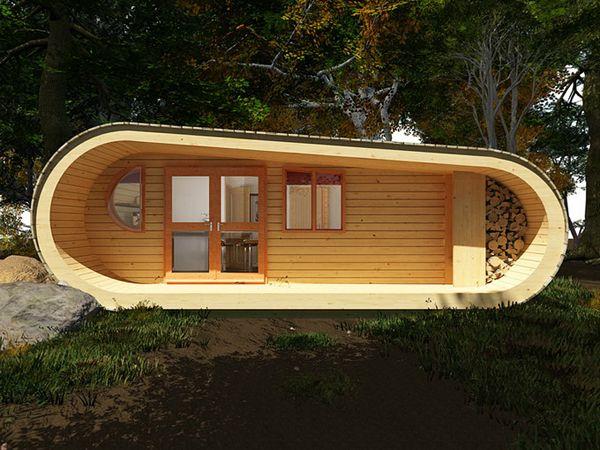 """Luxury Tree House """"Eco Perch""""-01"""