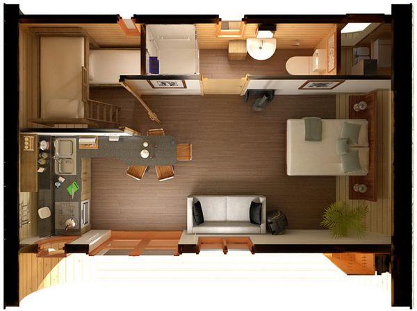"""Luxury Tree House """"Eco Perch""""-06"""