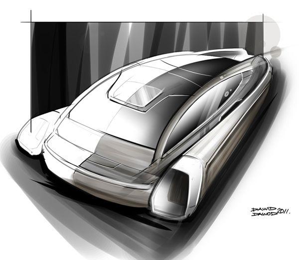 "Luxury Yacht Concept ""Amare""-08"