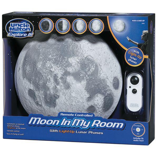 "Uncle Milton's ""Σελίνη στο δωμάτιο μου"""