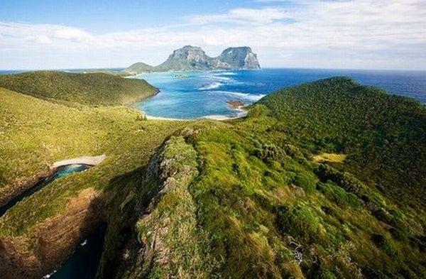 10 Πανέμορφα Μέρη που ίσως να μην Γνωρίζατε ότι Υπαρχουν - Αυστραλία