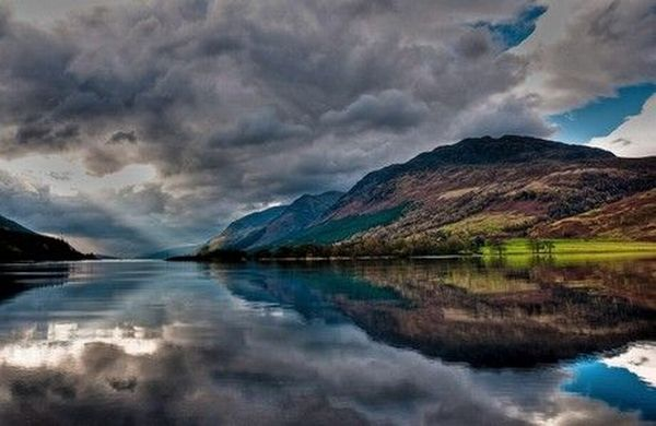10 Πανέμορφα Μέρη που ίσως να μην Γνωρίζατε ότι Υπαρχουν - Σκωτία