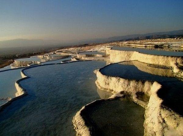10 Πανέμορφα Μέρη που ίσως να μην Γνωρίζατε ότι Υπαρχουν - Τουρκία