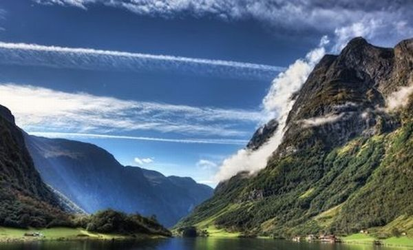 10 Πανέμορφα Μέρη που ίσως να μην Γνωρίζατε ότι Υπαρχουν - Νορβηγία
