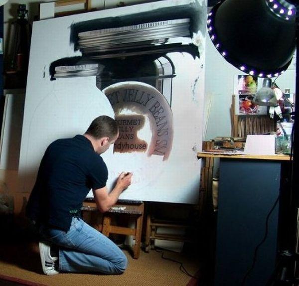 15 Απίστευτοι Πίνακες που Μοιάζουν με Φωτογραφίες