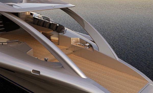 Adastra Luxury Yacht-10