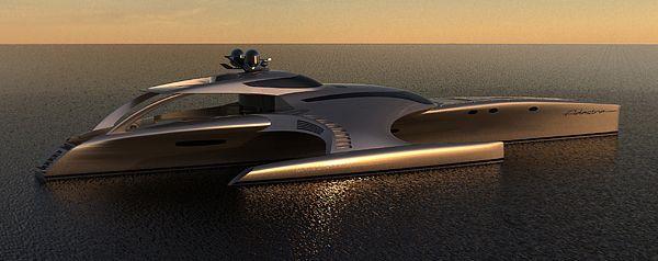 Adastra Luxury Yacht-11