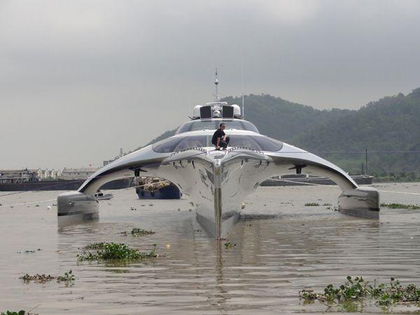 Adastra Luxury Yacht-17