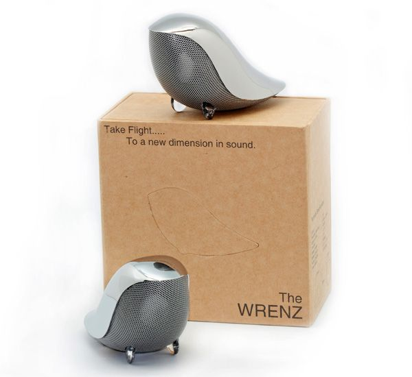"Creative Speakers ""Wrenz Birdies""-07"