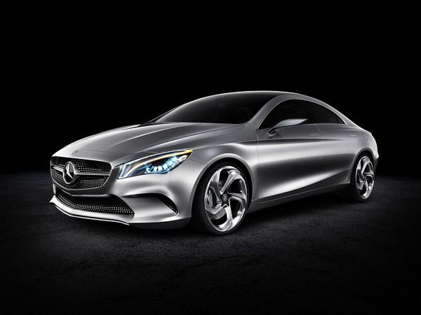 Luxury Mercedes-Benz Style Coupe Concept-16