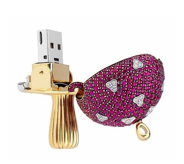 """Luxury USB Key """"Magic Mashrum""""-03"""
