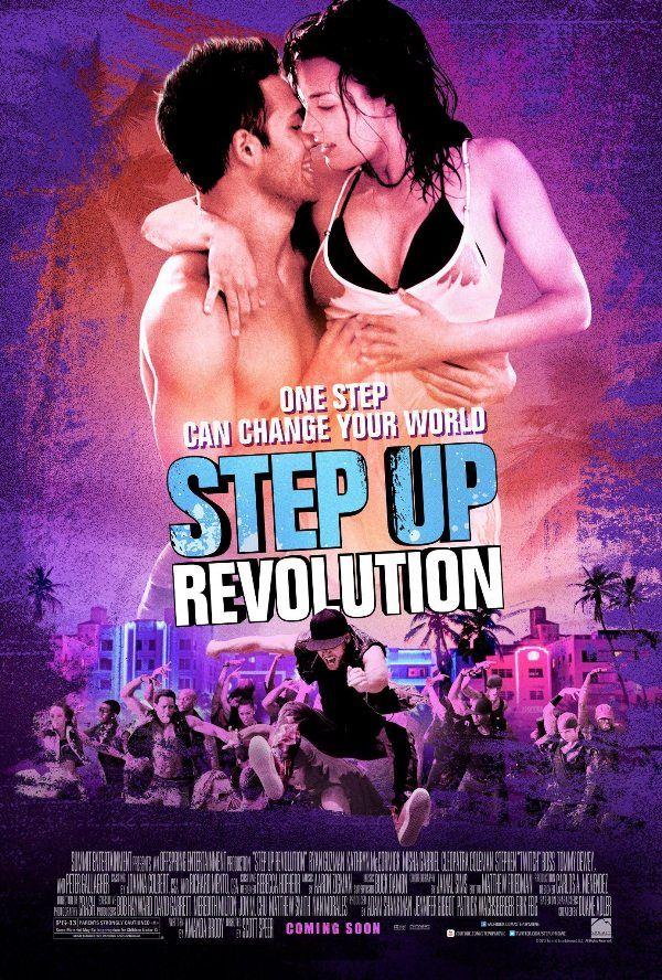 Step Up 4 Revolution-poster