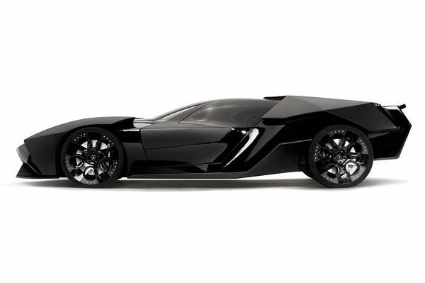 Aggressive Lamborghini Ankonian Concept Car-01