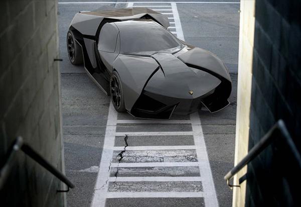 Aggressive Lamborghini Ankonian Concept Car-07