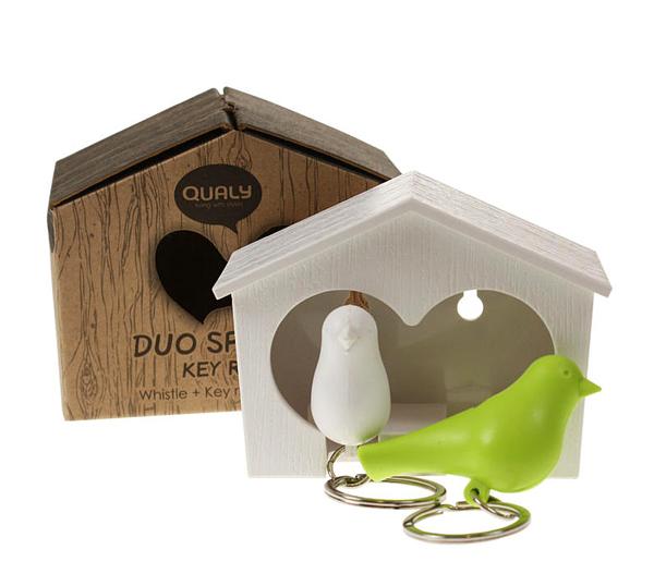 DUO Sparrow Key Ring-01