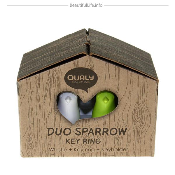 DUO Sparrow Key Ring-03