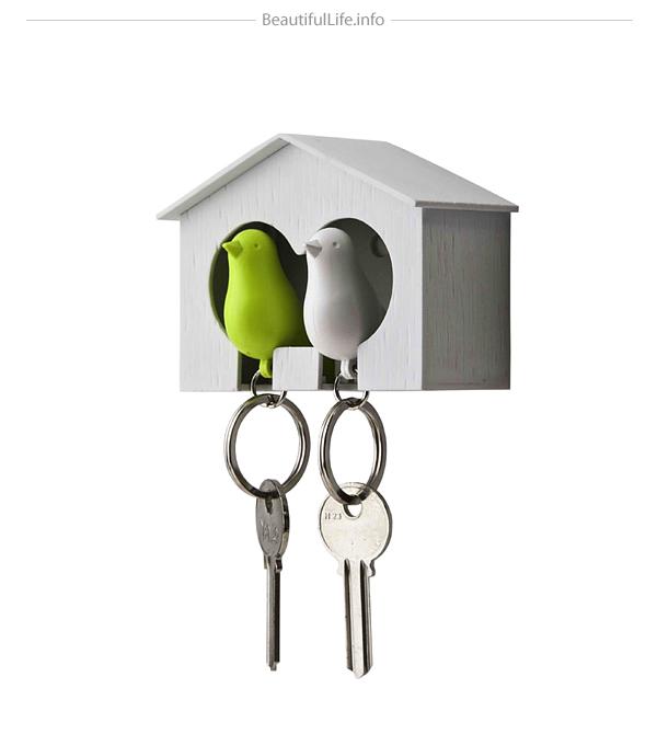 DUO Sparrow Key Ring-04