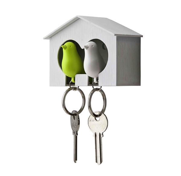 DUO Sparrow Key Ring-general