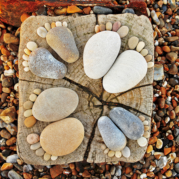 Stone Footprints by Iain Blake-5