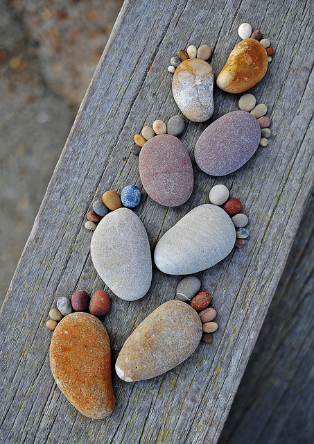Stone Footprints by Iain Blake-6