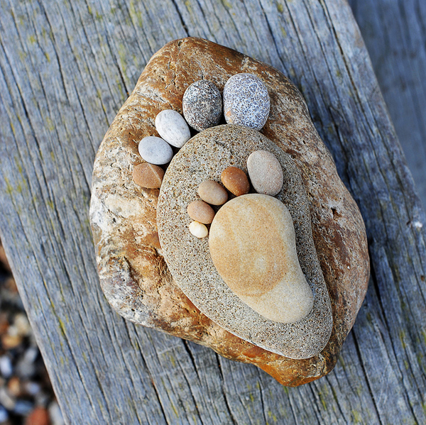 Stone Footprints by Iain Blake-7