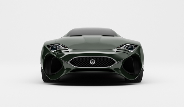 Stunning XKX Jaguar Concept Car-06