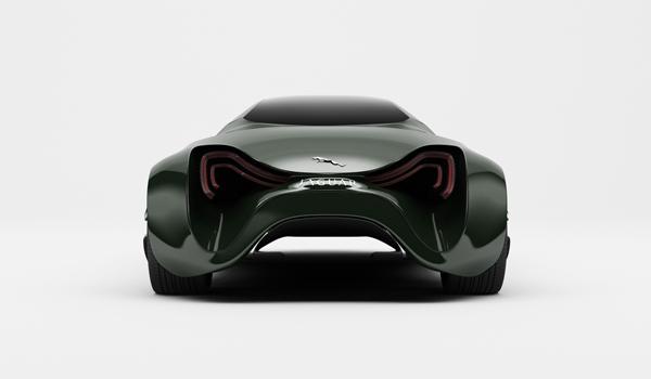 Stunning XKX Jaguar Concept Car-07