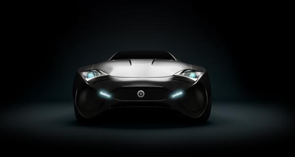 Stunning XKX Jaguar Concept Car-14