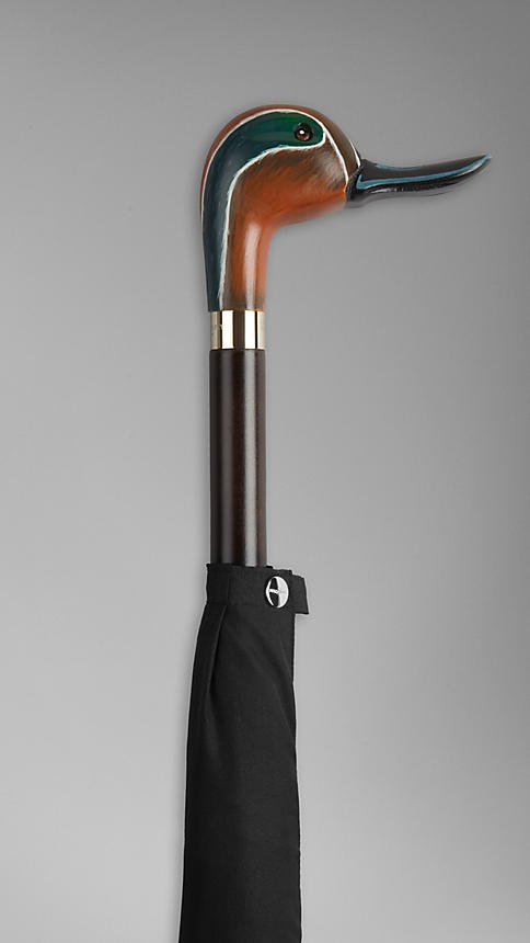 Limited Edition Burberry AW12 Umbrellas-06