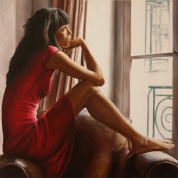 Όμορφα Πορτραίτα από την Annick Bouvattier
