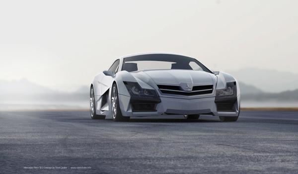 Mercedes Benz – Οριστική μελέτη της SF1