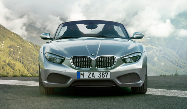 Η νέα BMW Zagato Roadster