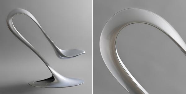 Δημιουργική Καρέκλα Κουτάλι από την Philipp Aduatz