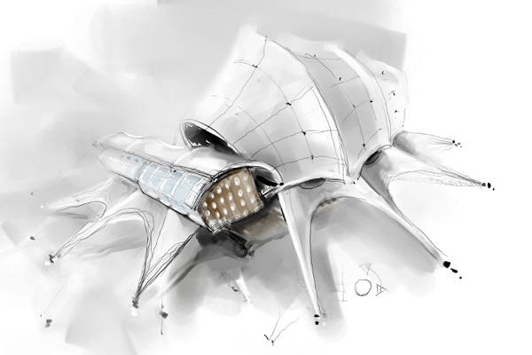 """Το Προκατασκευασμένο Σπίτι """"Monohedron"""""""