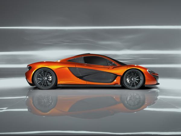 Το Νέο Υπέρ-αυτοκίνητο: McLaren P1